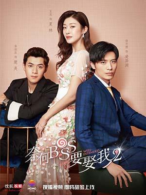 CHH1135 : ซีรี่ย์จีน Well Intended Love Season 2 แต่งรักมัดใจบอส 2 (ซับไทย) DVD 4 แผ่น