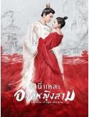 CHH1183 : The Romance of Tiger and Rose ข้านี่เเหละองค์หญิงสาม (พากย์ไทย) DVD 4 แผ่น