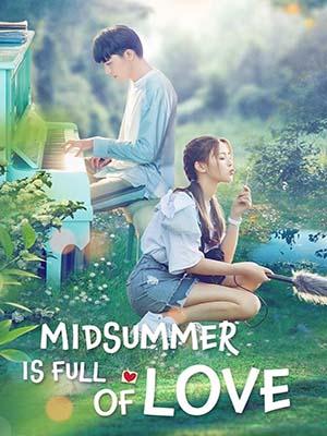 CHH1226 : Midsummer is full of Love รักวุ่นๆ ในฤดูร้อน (ซับไทย) DVD 4 แผ่น