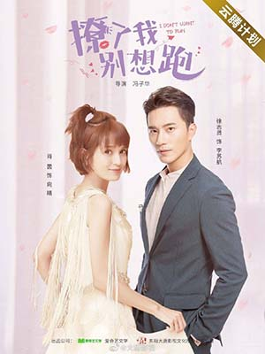 CHH1250 : I Don't Want To Run ดอกไม้บาน วันฟ้าใส (2020) (ซับไทย) DVD 4 แผ่น