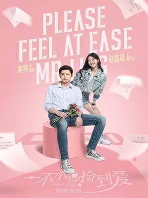 CHH1378 : Please Feel At Ease Mr.Ling สะดุดรักมิสเตอร์หลิง (2021) (ซับไทย) DVD 4 แผ่น