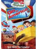 am0065 : หนังการ์ตูน Little Einsteins Go To America DVD 1 แผ่น