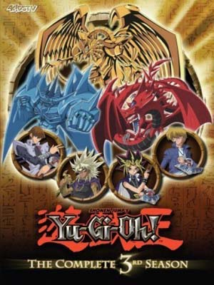 ct0161 : การ์ตูน Yu-Gi-Oh! Season 3 เกมกลคนอัจฉริยะ ปี 3 [พากย์ไทย] DVD 6 แผ่น