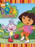 ct0607 : หนังการ์ตูน Dora The Explorer ดอร่าดิเอกซ์พลอเรอร์ DVD 5 แผ่น