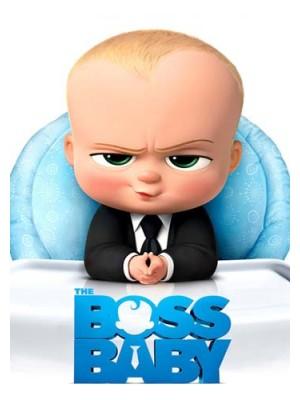 ct1247 : หนังการ์ตูน The Boss Baby เดอะ บอส เบบี้ DVD 1 แผ่น