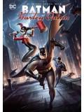 ct1249 : หนังการ์ตูน Batman and Harley Quinn แบทแมน ปะทะ วายร้ายสาว ฮาร์ลี่ ควินน์  DVD 1 แผ่น