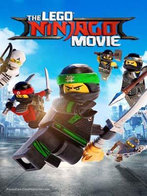 ct1269 : หนังการ์ตูน The LEGO Ninjago Movie เดอะ เลโก้ นินจาโก มูฟวี่ DVD 1 แผ่น