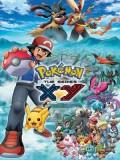 ct1276 : การ์ตูน Pokemon XY Season 1 DVD 4 แผ่น