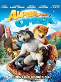 ct1285 : หนังการ์ตูน Alpha and Omega อัลฟ่า แอนด์ โอเมก้า (2010) DVD 1 แผ่น