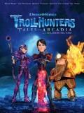 ct1290 : การ์ตูน Trollhunters: Tales of Arcadia 3 โทรลฮันเตอร์ ตำนานแห่งอาร์เคเดียร์ ปี 3 DVD 2 แผ่น