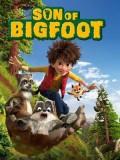 ct1295 : หนังการ์ตูน The Son of Bigfoot บิ๊กฟุต ภารกิจ เซฟพ่อ DVD 1 แผ่น