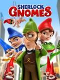 ct1301 : หนังการ์ตูน Sherlock Gnomes เชอร์ล็อค โนมส์ DVD 1 แผ่น