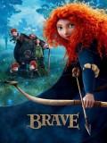 ct1302 : หนังการ์ตูน Brave นักรบสาวหัวใจมหากาฬ DVD 1 แผ่น