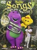 ct1315 : หนังการ์ตูน Barney: Songs from The Park บาร์นี เพลินเพลงในสวน DVD 1 แผ่น