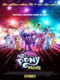 ct1316 : หนังการ์ตูน My Little Pony: The Movie มาย ลิตเติ้ล โพนี่ เดอะ มูฟวี่ DVD 1 แผ่น