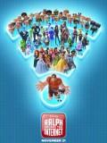 ct1320 : หนังการ์ตูน Ralph Breaks the Internet ราล์ฟตะลุยโลกอินเทอร์เน็ต: วายร้ายหัวใจฮีโร่ 2 DVD 1 แผ่น