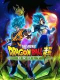 ct1326 : หนังการ์ตูน Dragon Ball Super: Broly ดราก้อนบอล ซูเปอร์: โบรลี่ DVD 1 แผ่น