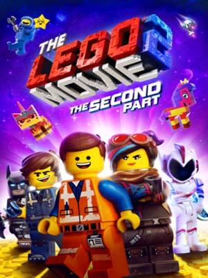 ct1327 : The Lego Movie 2: The Second Part เดอะ เลโก้ มูฟวี่ 2 DVD 1 แผ่น