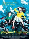 ct1334 : Penguin Highway วันหนึ่งฉันเจอเพนกวิน (2018) DVD 1 แผ่น