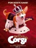 ct1340 : หนังการ์ตูน The Queen's Corgi จุ้นสี่ขา หมาเจ้านาย DVD 1 แผ่น