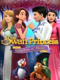 ct1342 : หนังการ์ตูน The Swan Princess: Kingdom of Music เจ้าหญิงหงส์ขาว ตอน อาณาจักรแห่งเสียง DVD 1 แผ่น