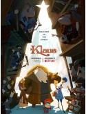 ct1343 : หนังการ์ตูน Klaus มหัศจรรย์ตำนานคริสต์มาส DVD 1 แผ่น