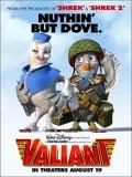 ct1347 : หนังการ์ตูน Valiant กองทัพพิราบน้อย (2005) DVD 1 แผ่น