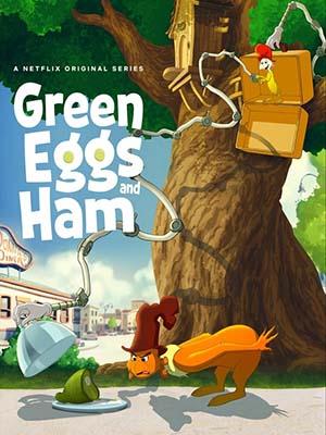 ct1354 : การ์ตูน Green Eggs and Ham Season 1 [พากย์ไทย] DVD 2 แผ่น