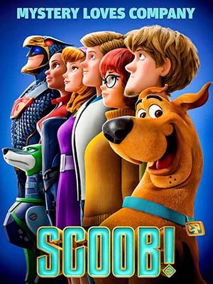 ct1369 : หนังการ์ตูน Scoob! สคูบ! (2020) DVD 1 แผ่น