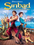 ct1372 : การ์ตูน Sinbad: Legend Of The Seven Seas ซินแบด พิชิตตำนาน 7 คาบสมุทร [พากย์ไทย] DVD 1 แผ่น