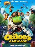 ct1377 : การ์ตูน The Croods: A New Age เดอะ ครู้ดส์: ตะลุยโลกใบใหม่ (2020) DVD 1 แผ่น