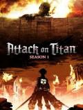 ct1380 : การ์ตูน Attack on Titan Season 1 (Shingeki no Kyojin) ผ่าพิภพไททัน ภาค 1 (พากย์ไทย) DVD 3 แผ่น
