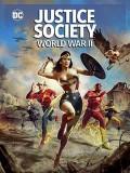 ct1384 : การ์ตูน Justice Society: World War II (2021) DVD 1 แผ่น