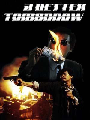 cm335 : A Better Tomorrow โหด เลว ดี (1986) DVD 1 แผ่น