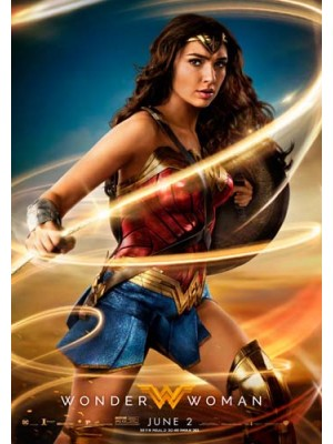EE2455 : Wonder Woman วันเดอร์ วูแมน DVD 1 แผ่น