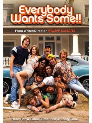 EE2458 : Everybody Wants Some!! อยากได้ไหม ใครสักคน DVD 1 แผ่น