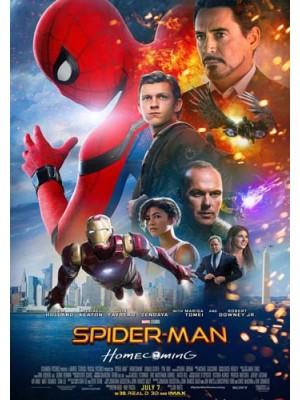 EE2470 : Spider-Man Homecoming สไปเดอร์แมน โฮมคัมมิ่ง DVD 1 แผ่น