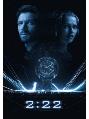 EE2493 : 2:22 เวลาเฉียดตาย DVD 1 แผ่น