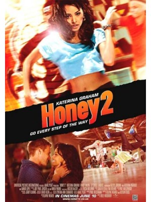 EE2501 : Honey 2 / ฮันนี่ ขยับรัก จังหวะร้อน 2 DVD 1 แผ่น