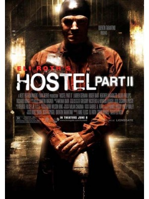 EE2503 : Hostel 2 / นรกรอชำแหละ 2 DVD 1 แผ่น
