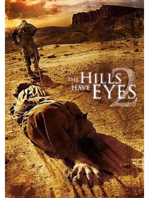 EE2504 : The Hills Have Eyes ll โชคดีที่ตายก่อน 2 DVD 1 แผ่น
