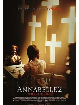 EE2508 : Annabelle: Creation แอนนาเบลล์: กำเนิดตุ๊กตาผี DVD 1 แผ่น