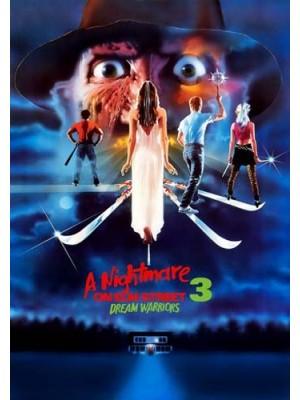 EE2511 : A Nightmare on Elm Street 3: Dream Warriors นิ้วเขมือบ  ภาค 3  (1987) DVD 1 แผ่น