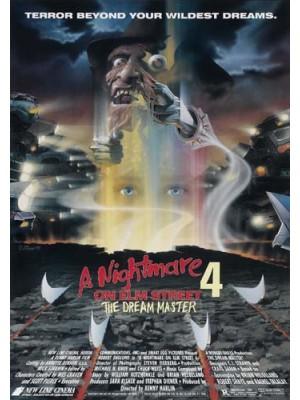 EE2512 : A Nightmare on Elm Street 4: The Dream Master นิ้วเขมือบ ภาค 4 (1988) DVD 1 แผ่น