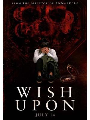 EE2518 : Wish Upon พร-ขอ-ตาย DVD 1 แผ่น