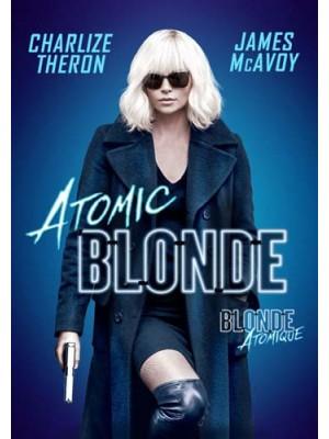 EE2524 : Atomic Blonde  บลอนด์สวยกระจุย DVD 1 แผ่น