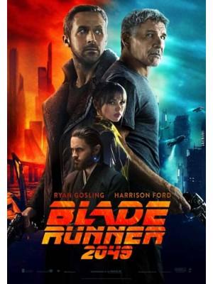 EE2532 : Blade Runner 2049 / เบลด รันเนอร์ 2049 DVD 1 แผ่น