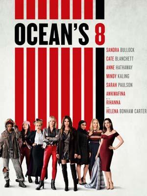 EE2912 : Ocean's Eight โอเชียน 8 DVD 1 แผ่น