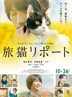 jm118 : The Travelling Cat Chronicles ผม แมว และการเดินทางของเรา (2018) DVD 1 แผ่น
