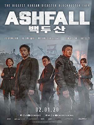 km181 : หนังเกาหลี Ashfall นรกล้างเมือง DVD 1 แผ่น